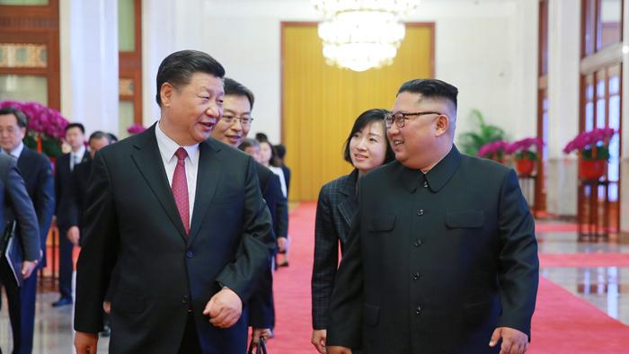 中시진핑 20일 <em class='find'>북한</em> 방문…中최고 지도자로는 14년만