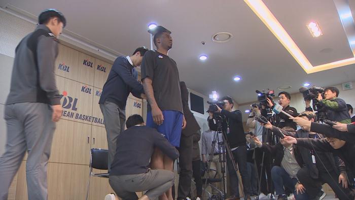 KBL 신장 제한 폐지…맞춤형 외국인 선수 대세