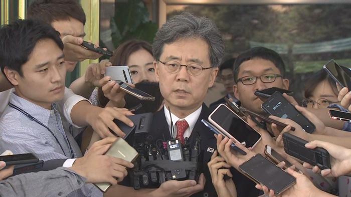 김현종, 비건과 회동…