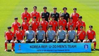 """이강인ㆍ정우영 포함 U-20 월드컵 명단 확정…""""Again 1983"""""""