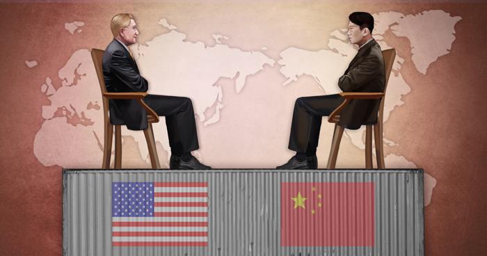 미중 '실무 무역협상' 개시…