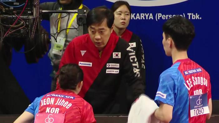 한국 탁구, 아시아선수권서 휘청…도쿄행 빨간불