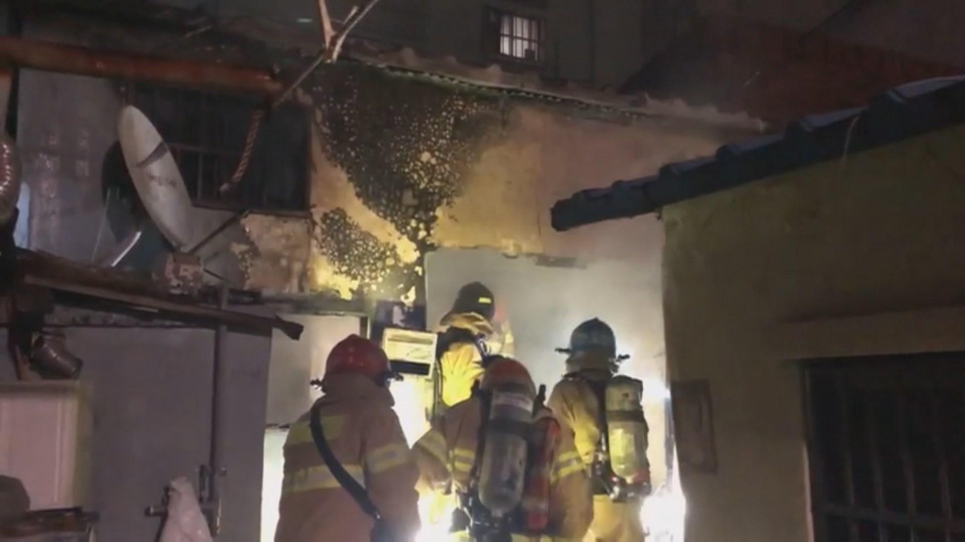 부산서 주택 화재…70대 전신 3도 화상
