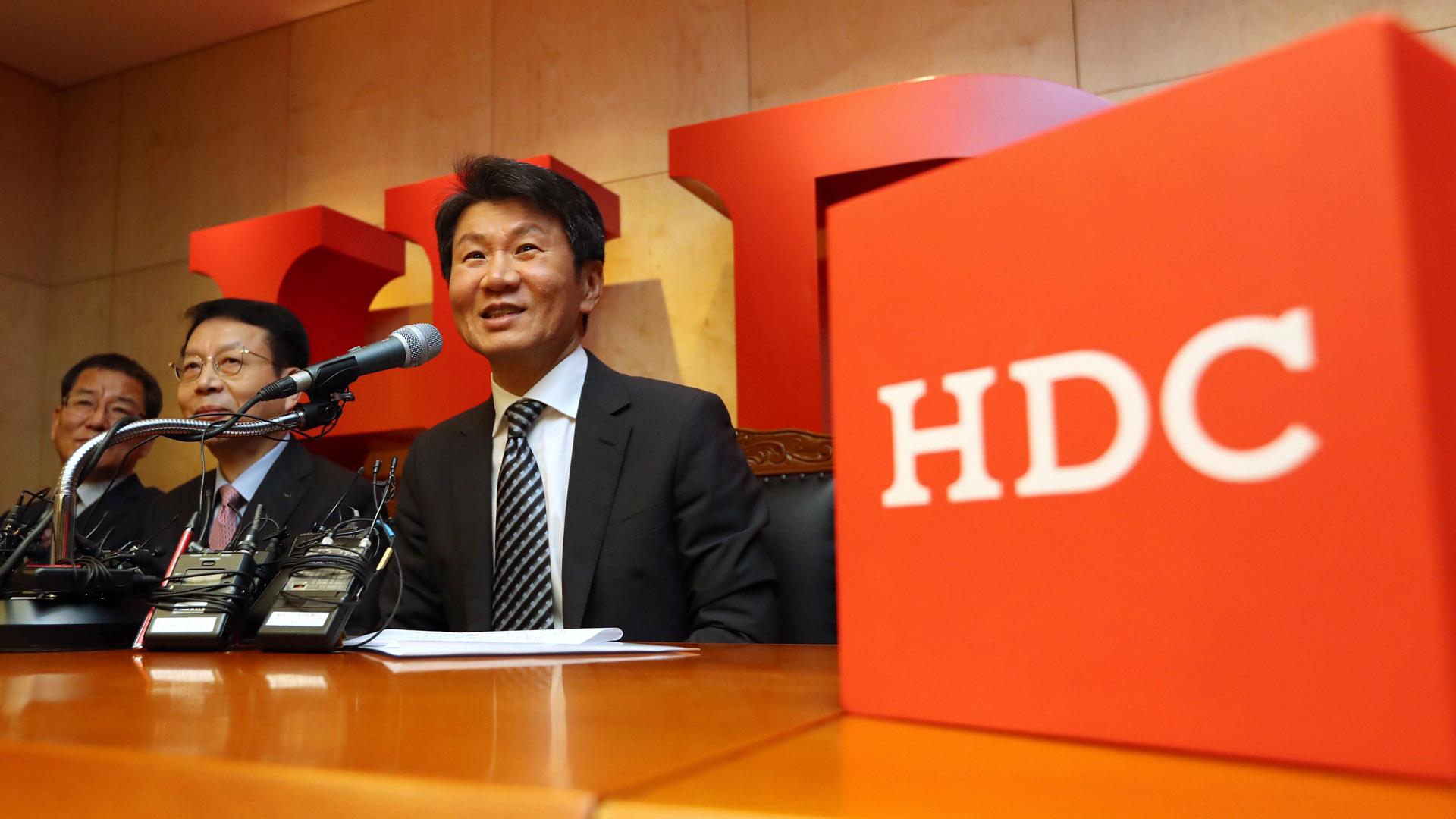 HDC 재계 17위 도약 예고…금호는 중견기업으로