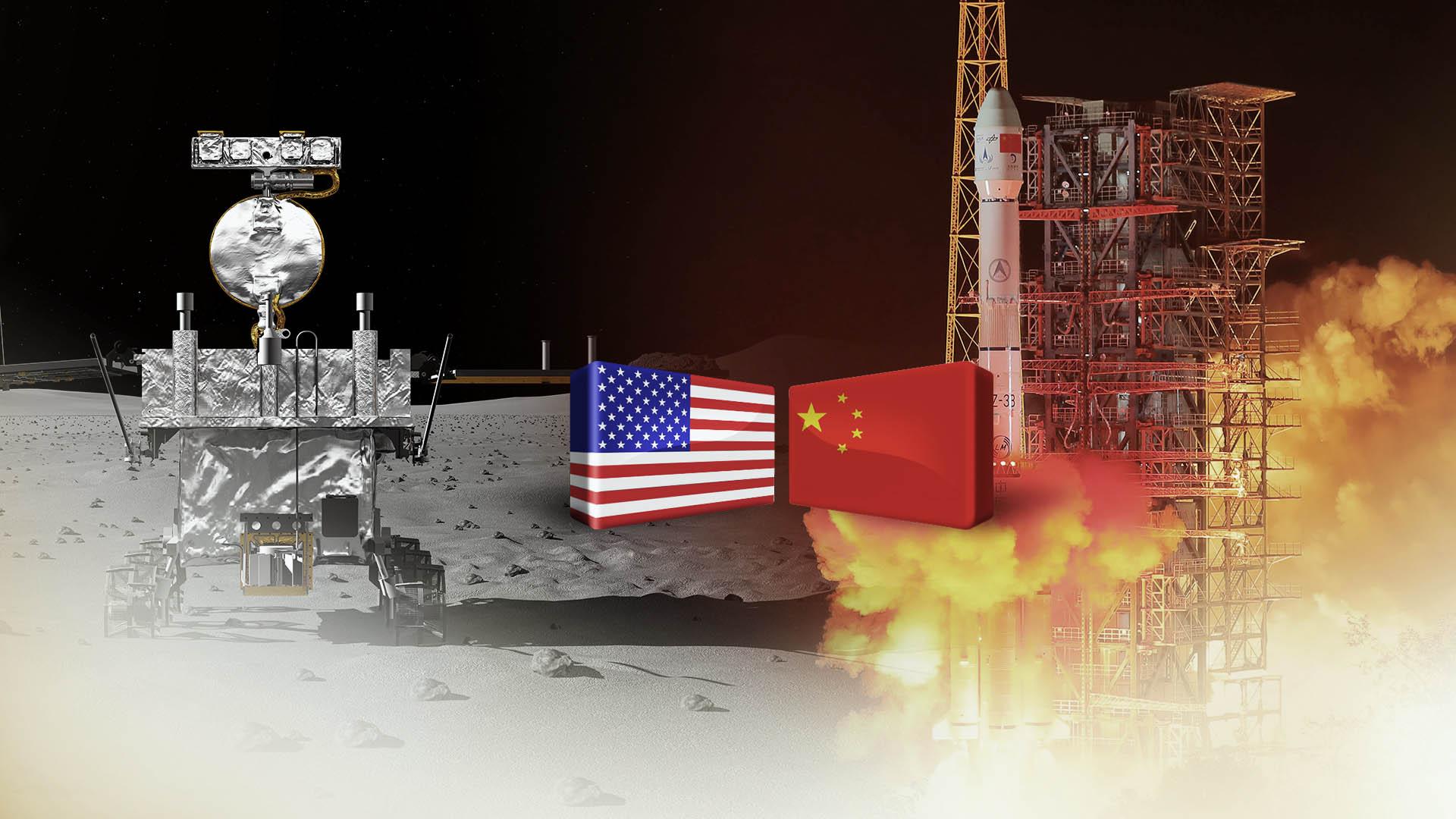 추격하는 중국, 달아나는 미국…불붙은 우주탐사