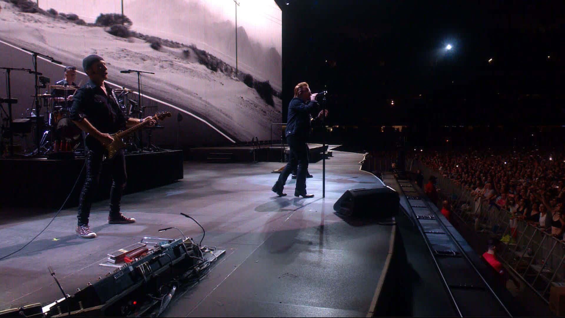 '록 팬들 숙원 풀린다' U2 이번 주말 첫 내한 공연