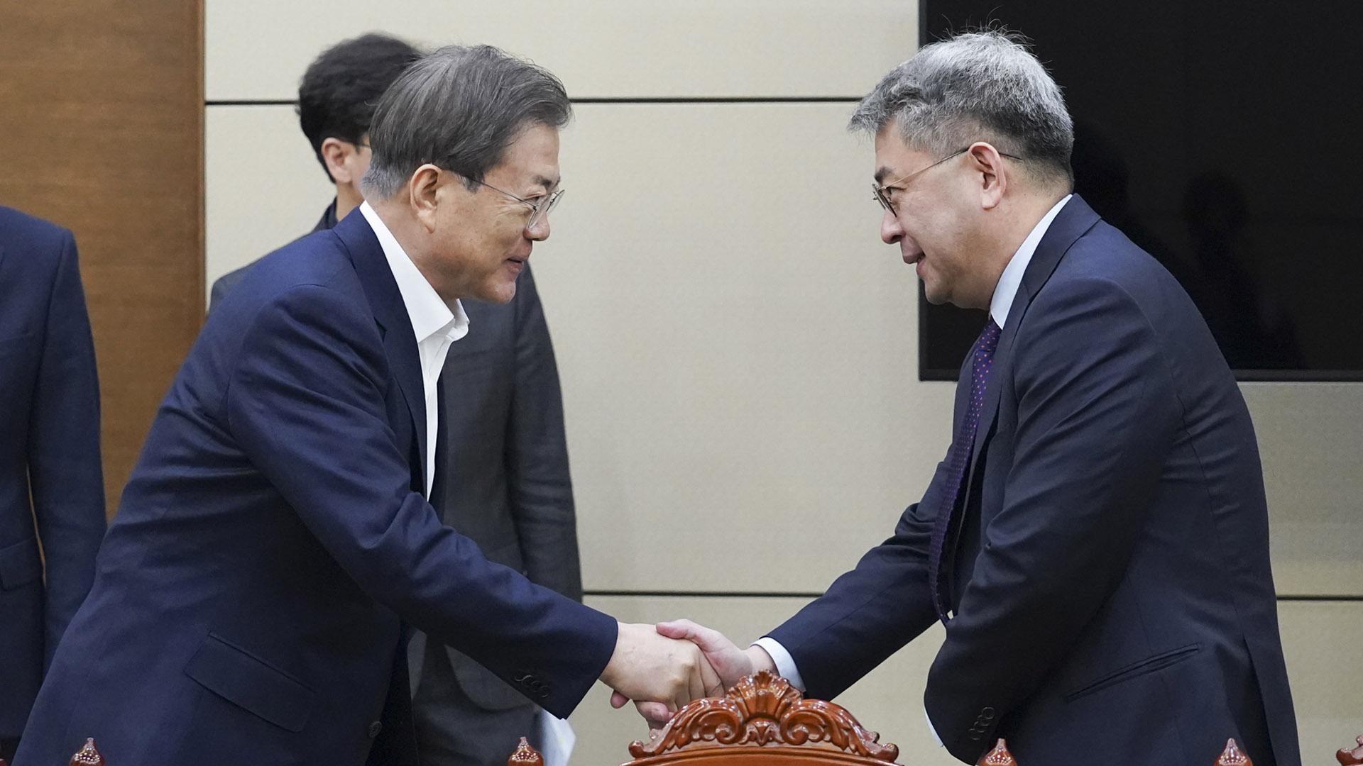 """문 대통령 """"올해는 신북방의 해""""…남북협력 본격화 예고"""