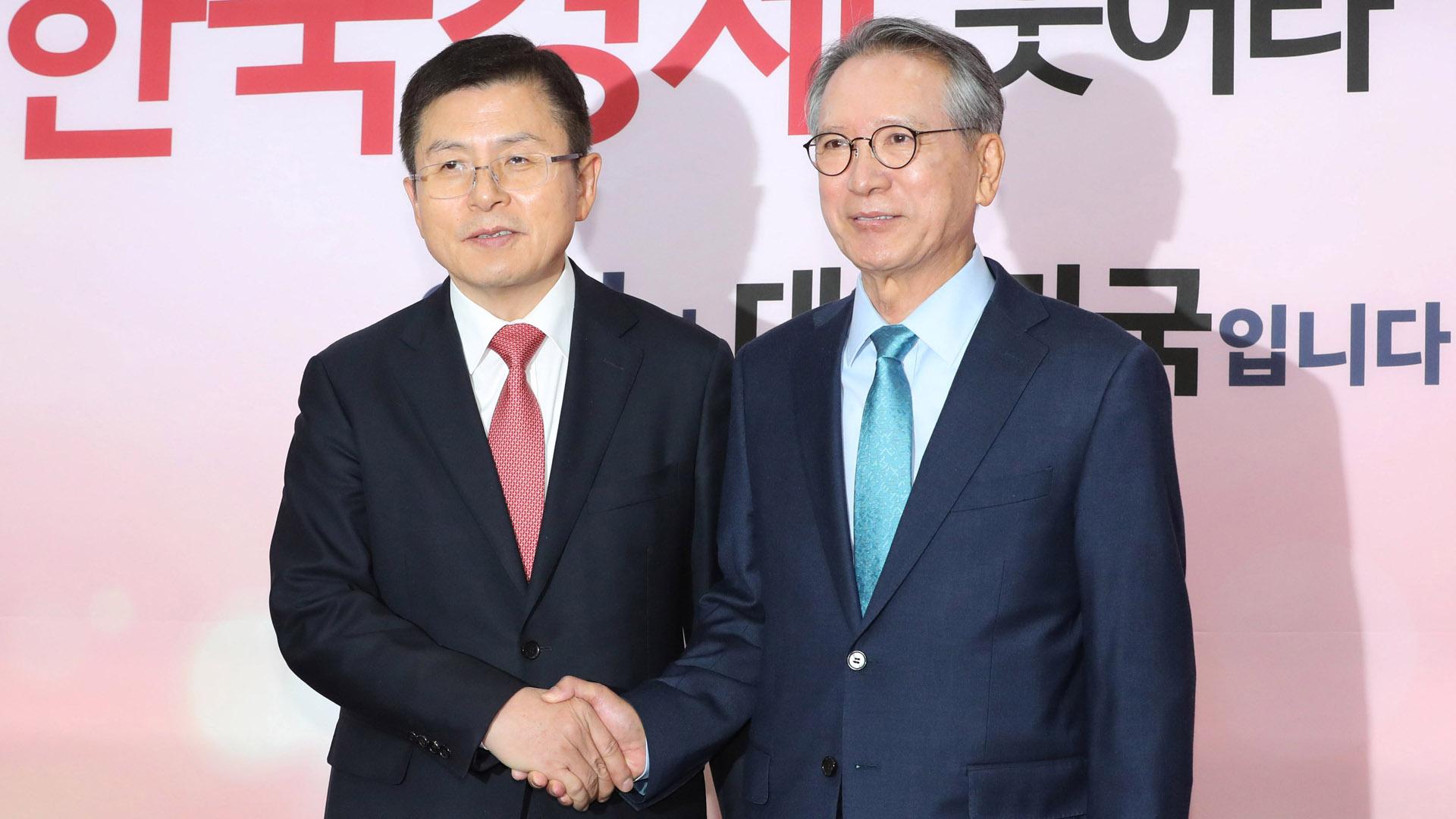 공천열쇠 쥔 김형오, 한국당 귀족정당 이미지 벗긴다
