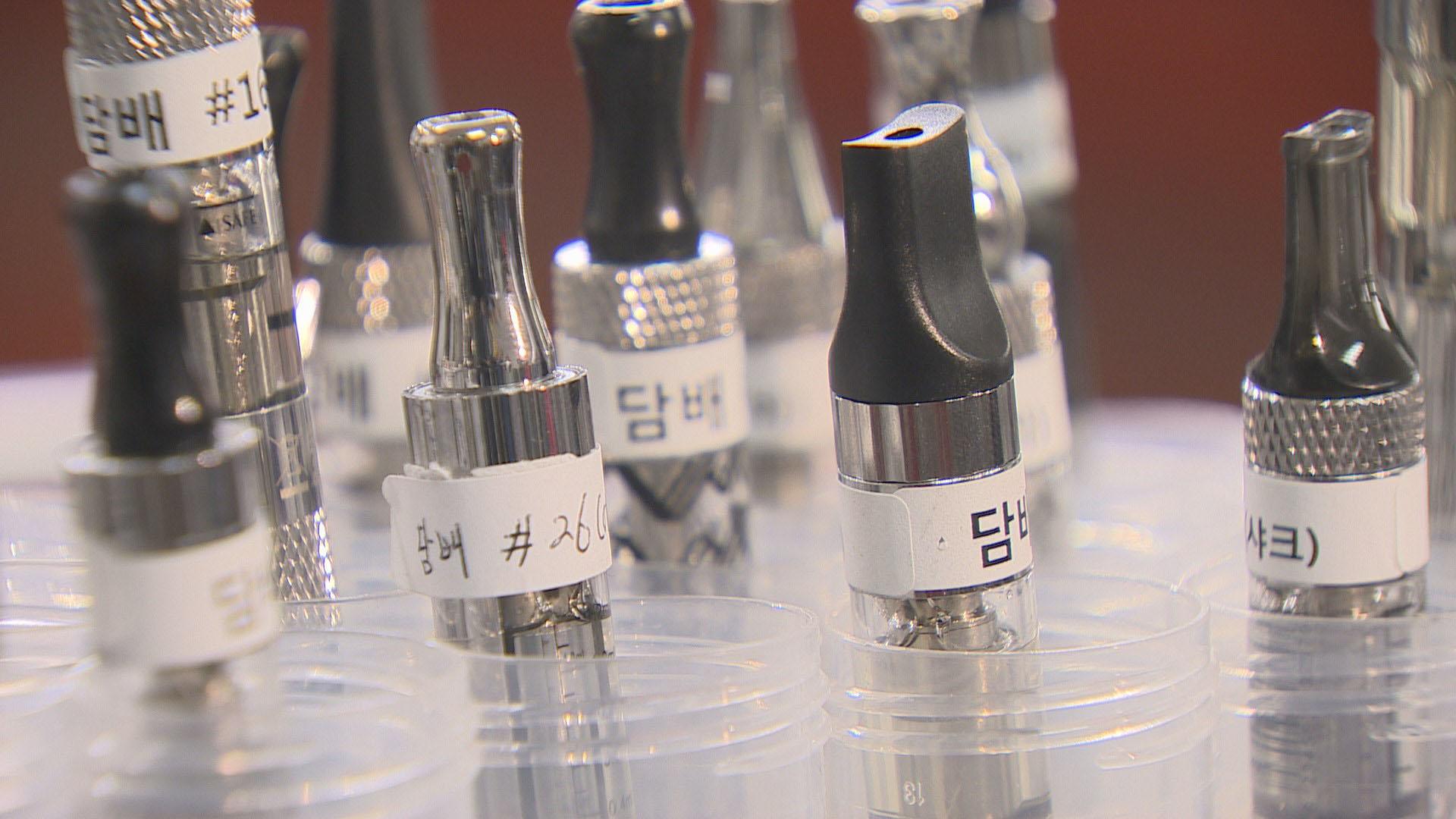 연초 줄기·뿌리 추출 전자담배 니코틴 수입 급증