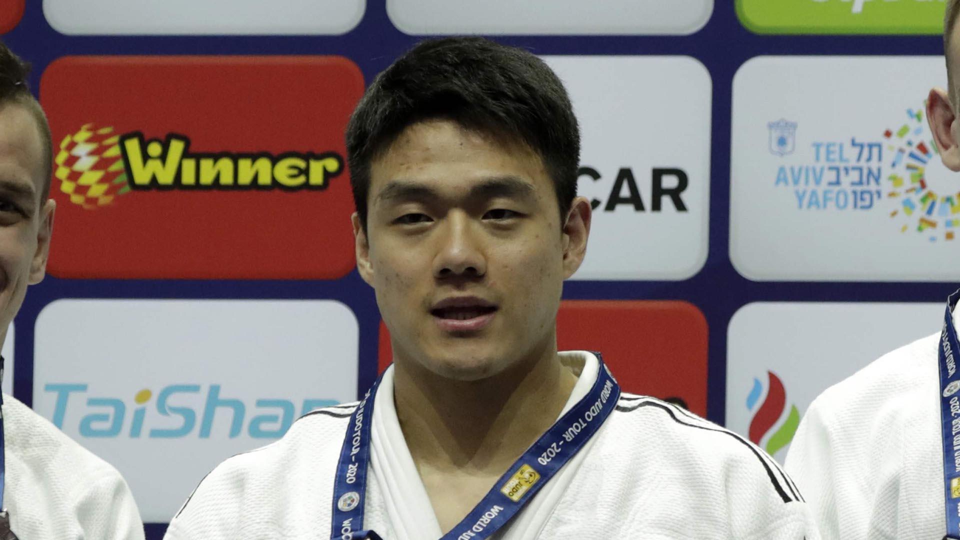 유도 곽동한, 그랑프리 금메달…도쿄올림픽 파란불