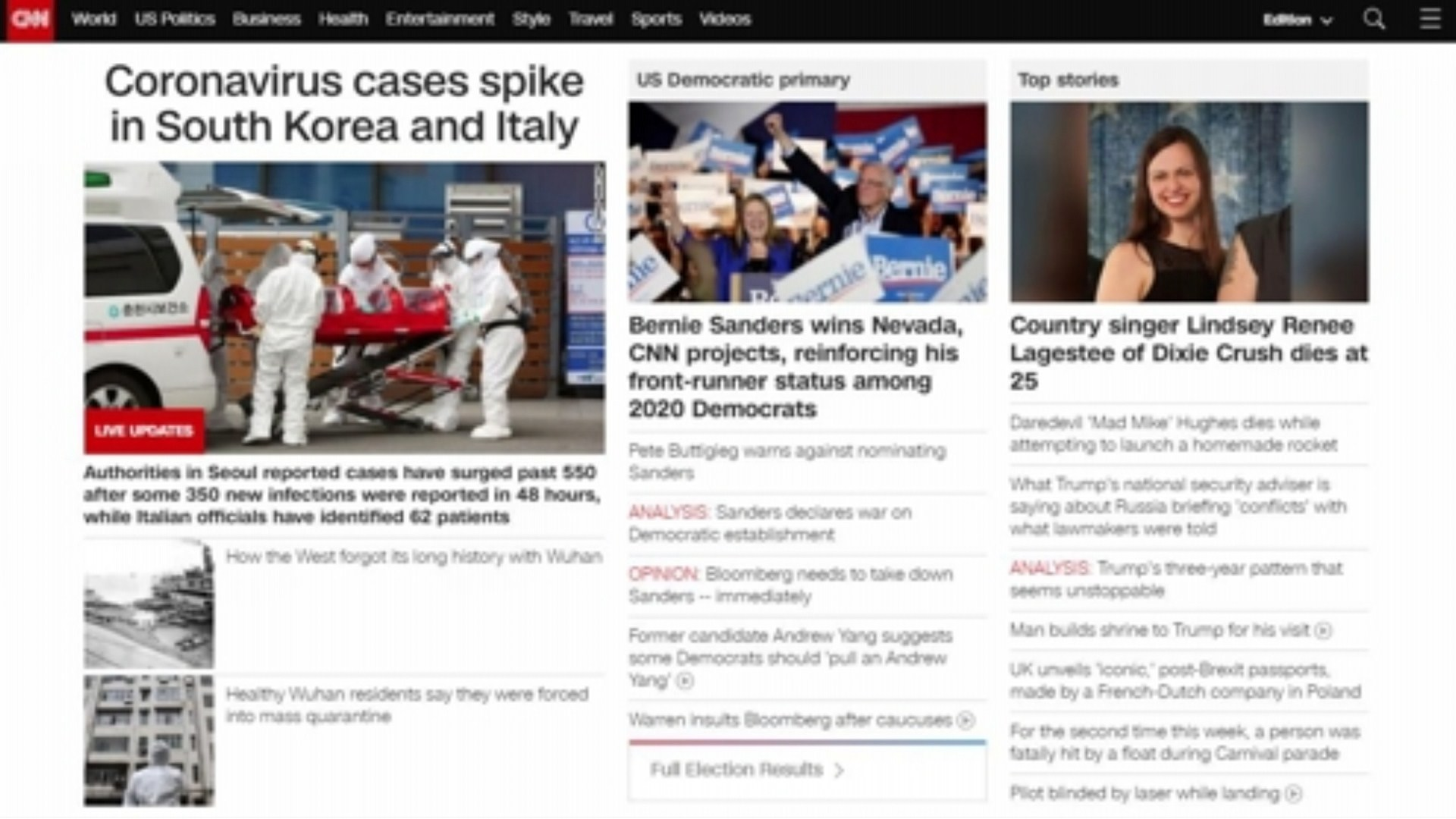 한국 코로나19 확산에 세계가 주목…외신보도 잇따라