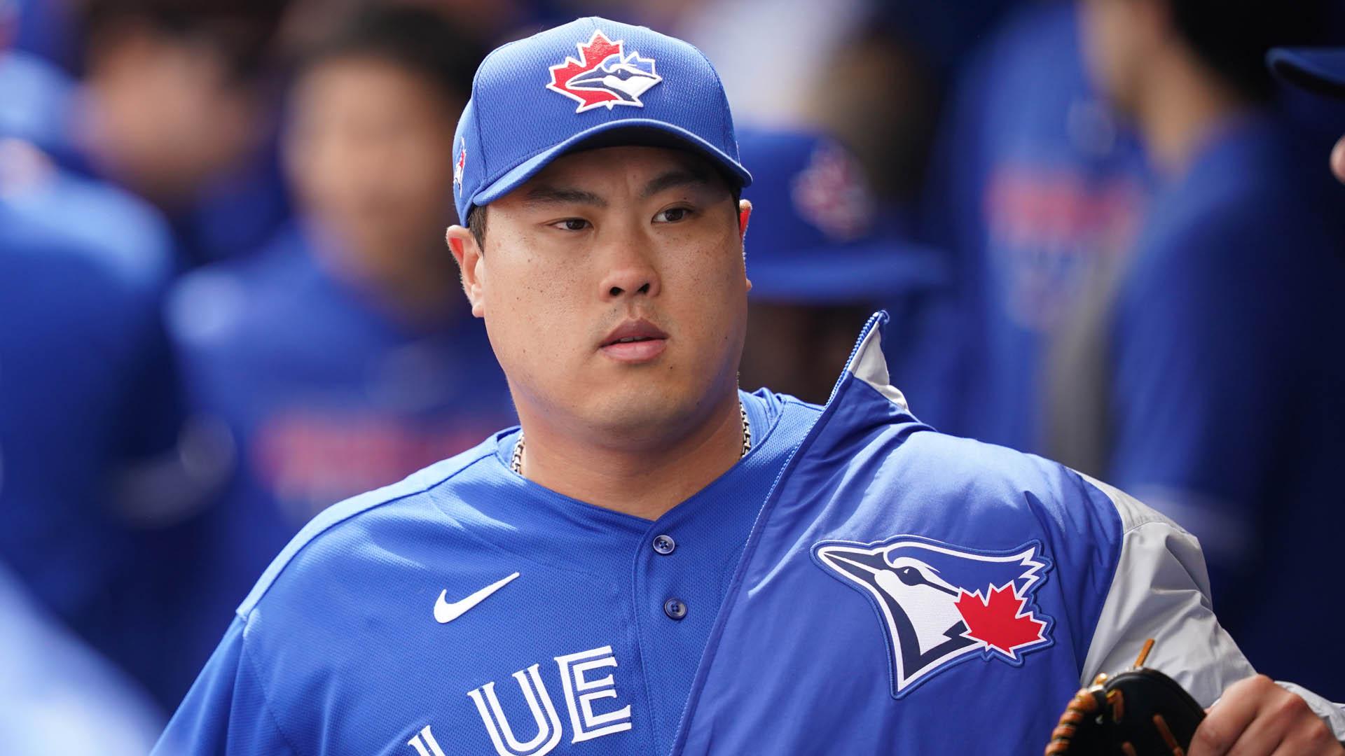 류현진, 시범등판서 첫 홈런 허용…2이닝 1실점