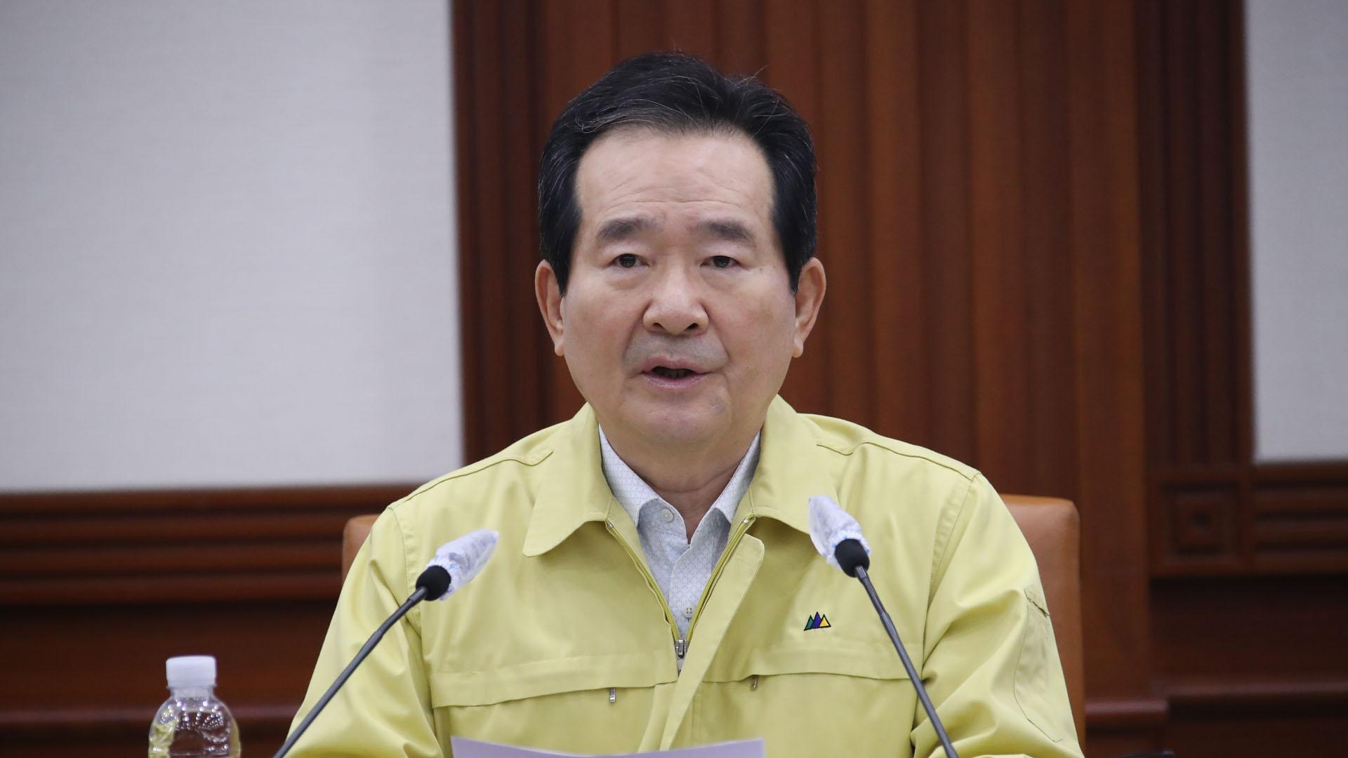 [현장연결] 정 총리