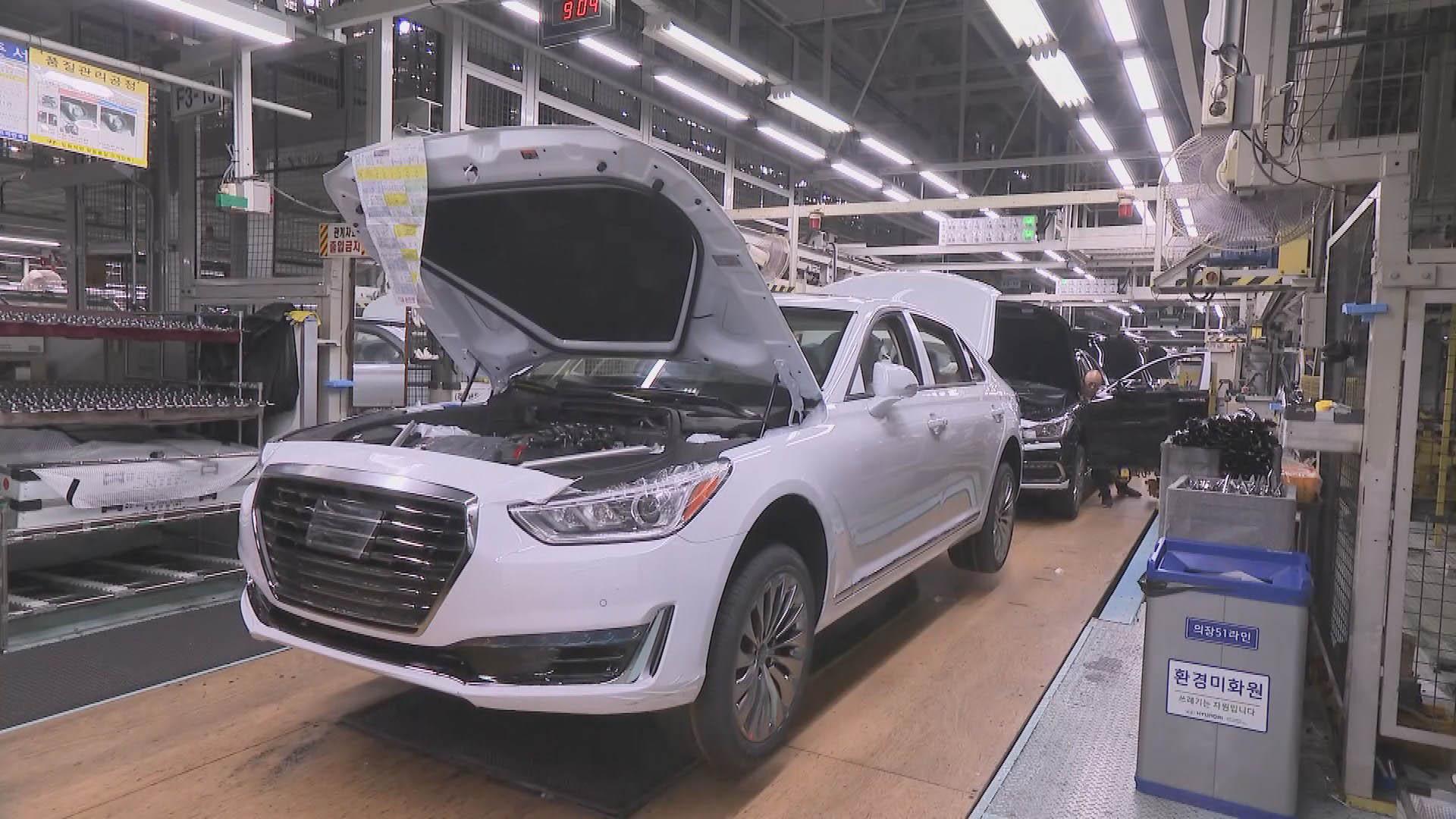 코로나19 충격 시작…생산·소비·투자 동반 추락