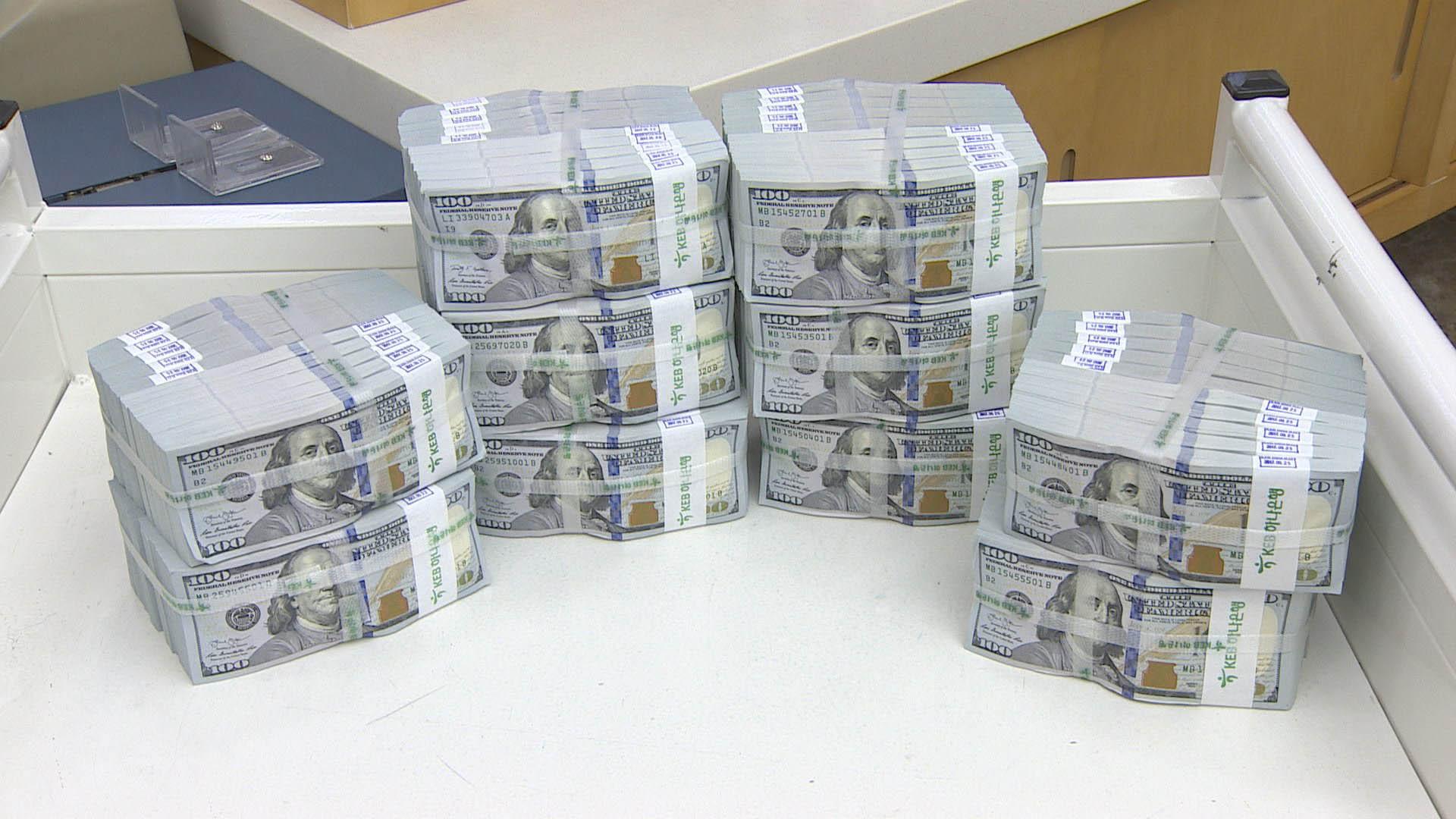한미 통화스와프 자금 120억달러 오늘 시중 공급