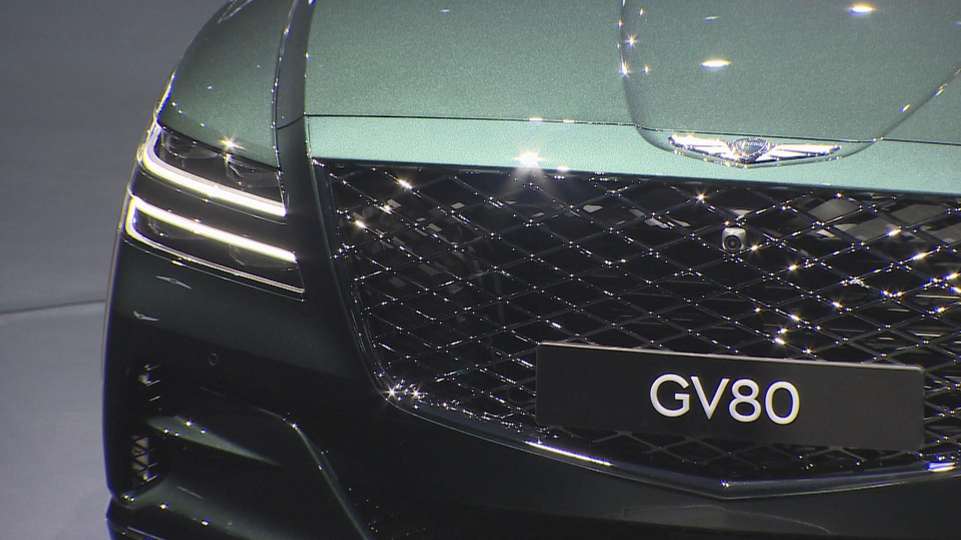 현대차 '떨림 현상' GV80 디젤차 출고 중지