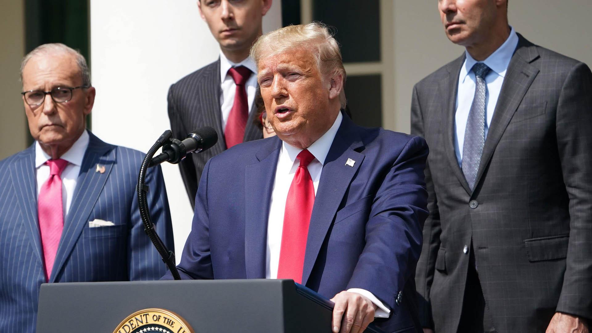 """美일자리 깜짝 증가…트럼프 """"위대한 재기"""""""