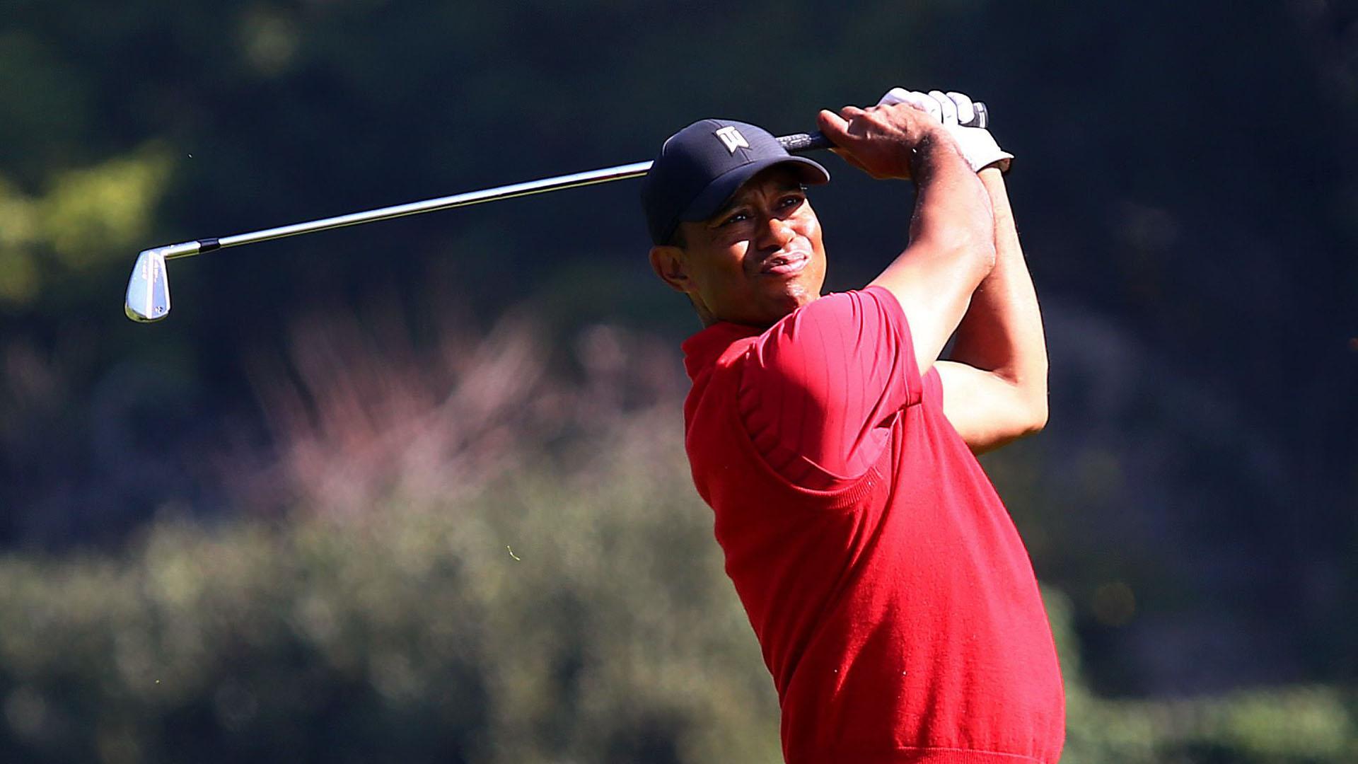 우즈, 16일 개막 PGA 투어 메모리얼 토너먼트에 출전