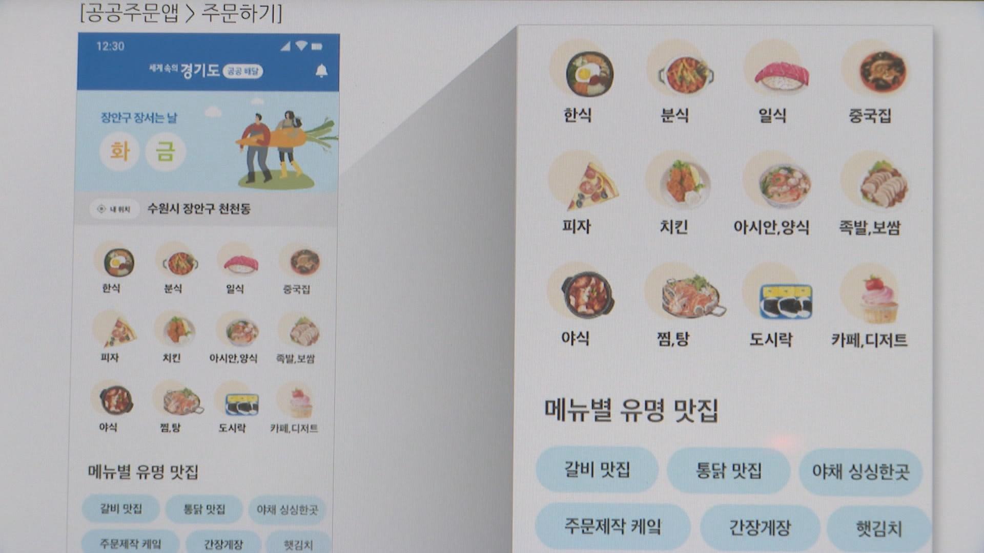 배달시장 독과점 깬다…경기도, 공공 배달앱 출시 임박