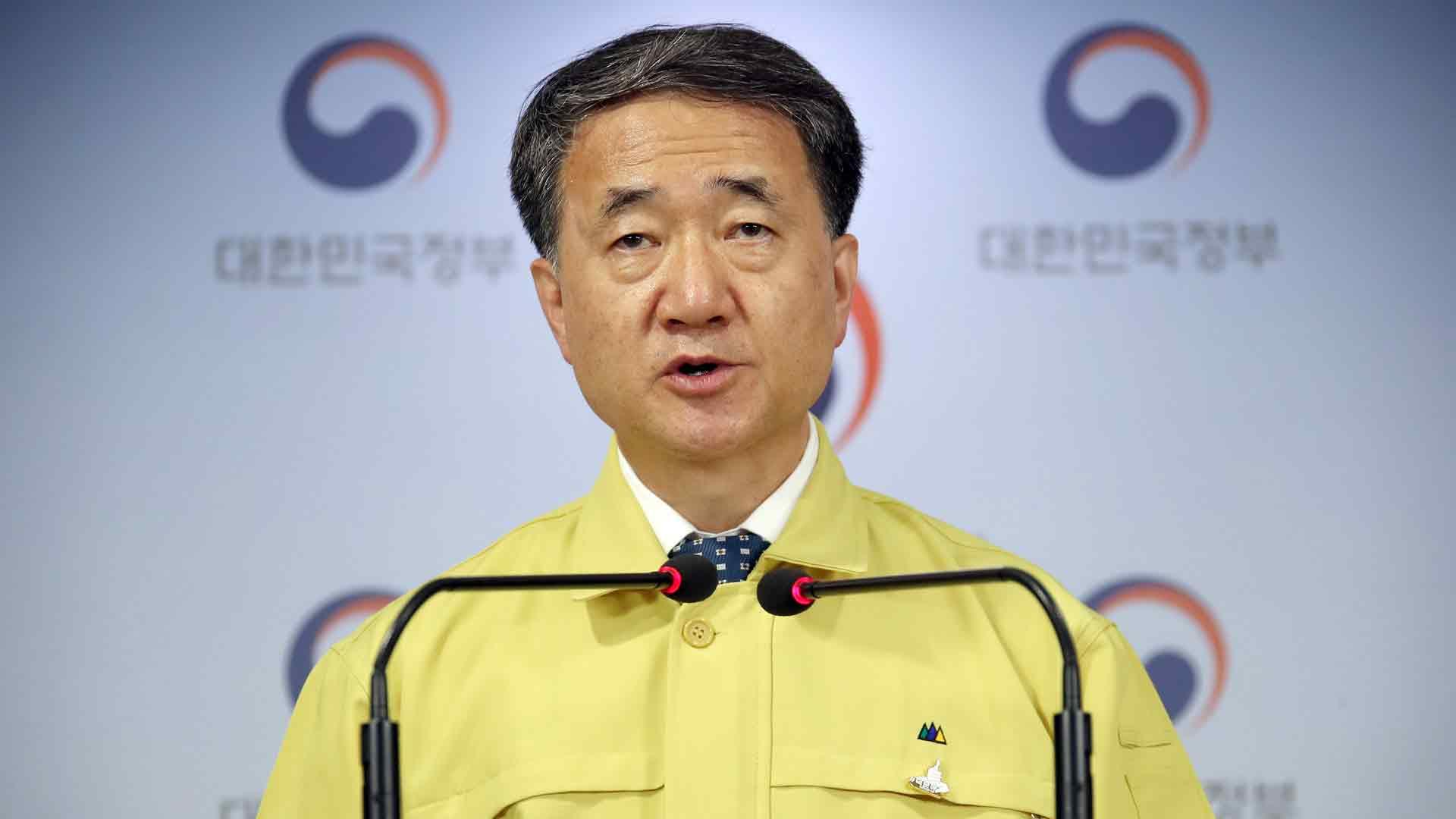 박능후, 의료계 파업 관련 대국민 담화 발표