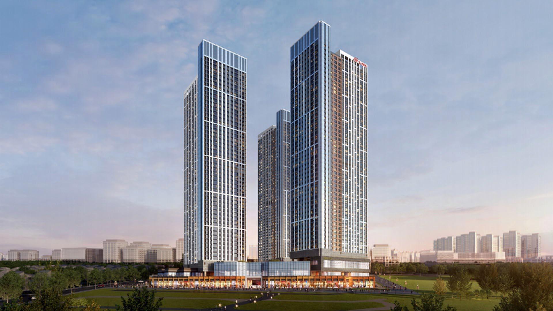 [비즈&] 현대건설, '힐스테이트 고덕 스카이시티' 분양 外