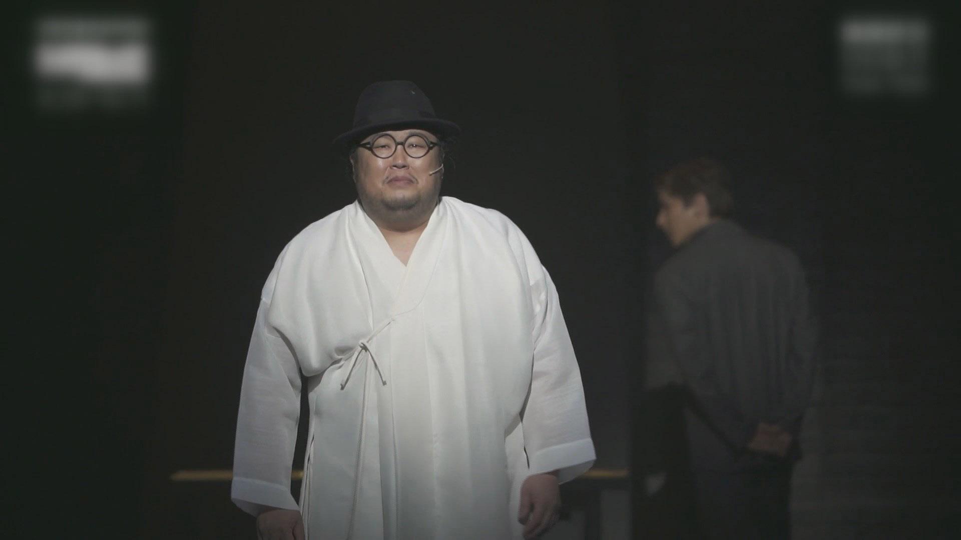 창작 뮤지컬 '백범' 개막…70여년 발자취 조명
