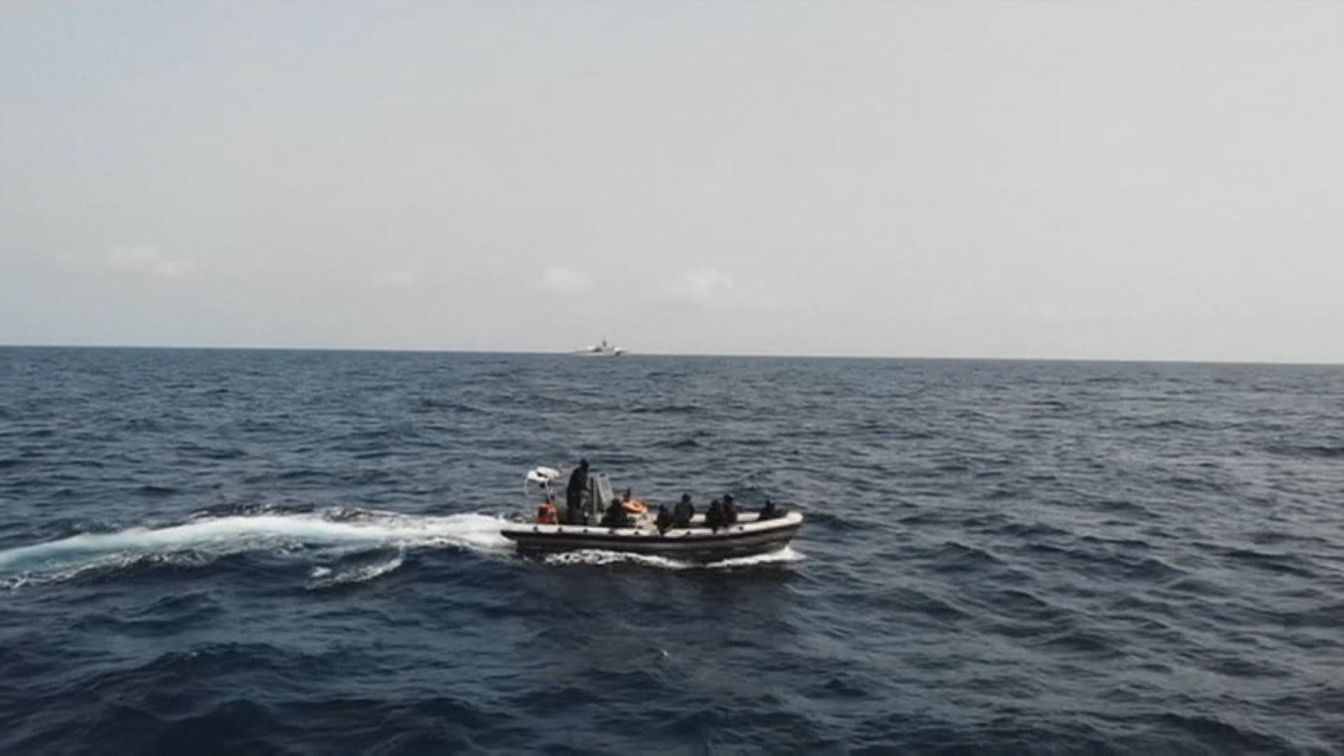 정부, 기니만 '해적 고위험 해역' 조업시 벌금 검토