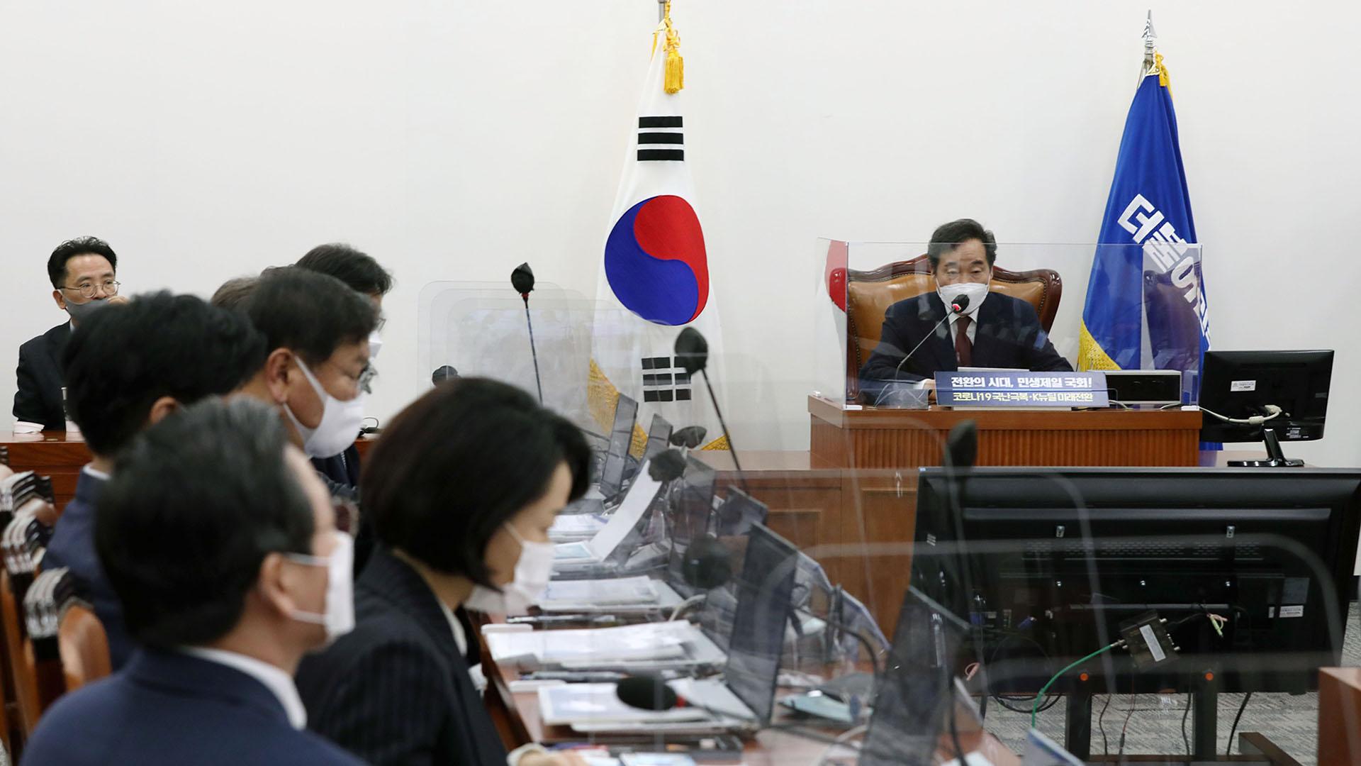 민주당, 서울·부산시장 후보 낸다…당헌 개정 수순 돌입