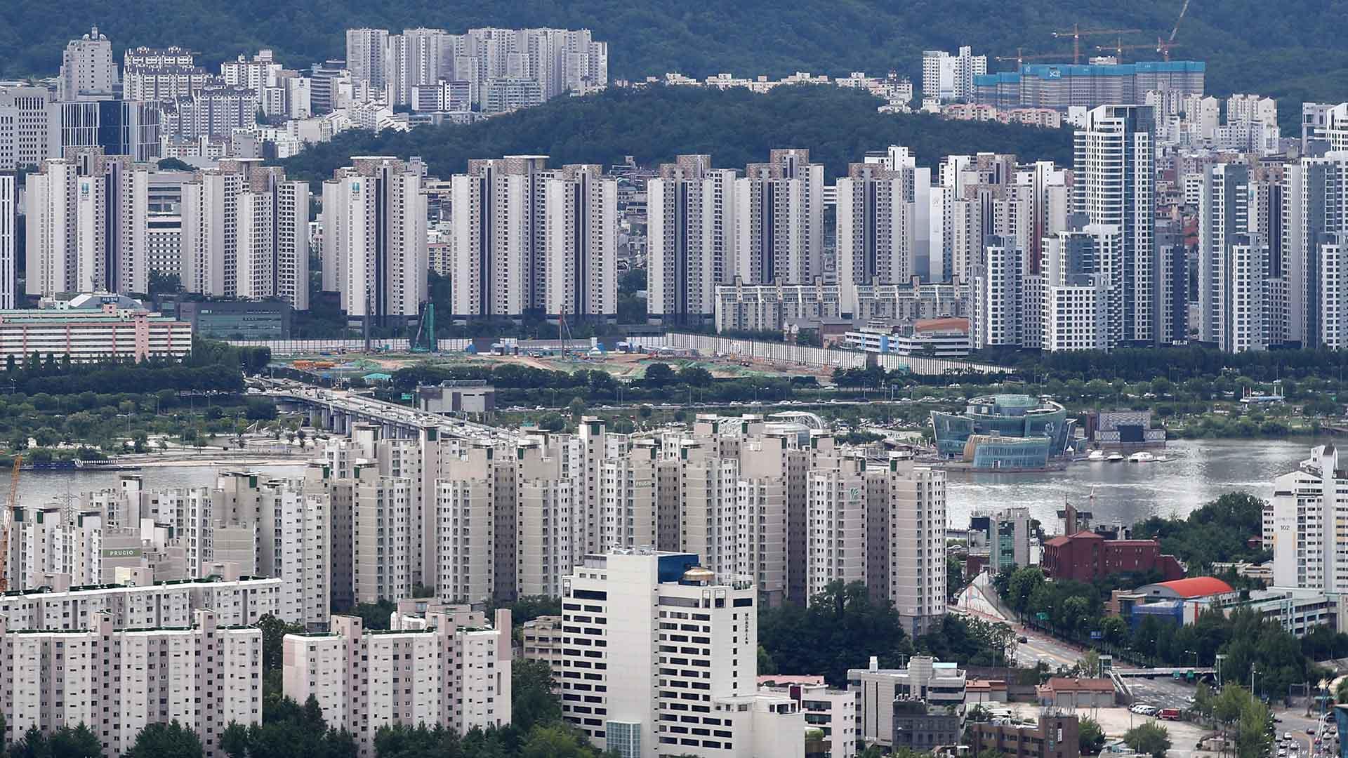 수도권 아파트 전셋값 5년 만에 최대 상승