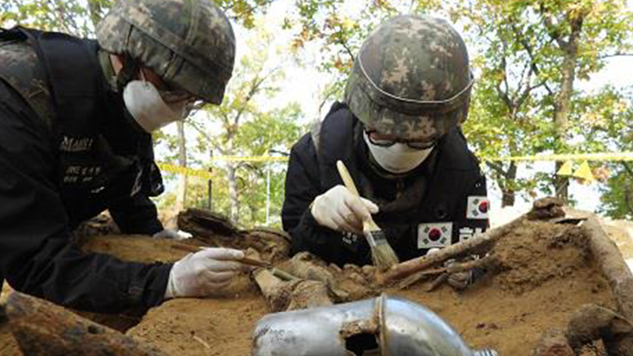 DMZ 유해발굴 사전작업만 2년째…남북 공동은 언제?