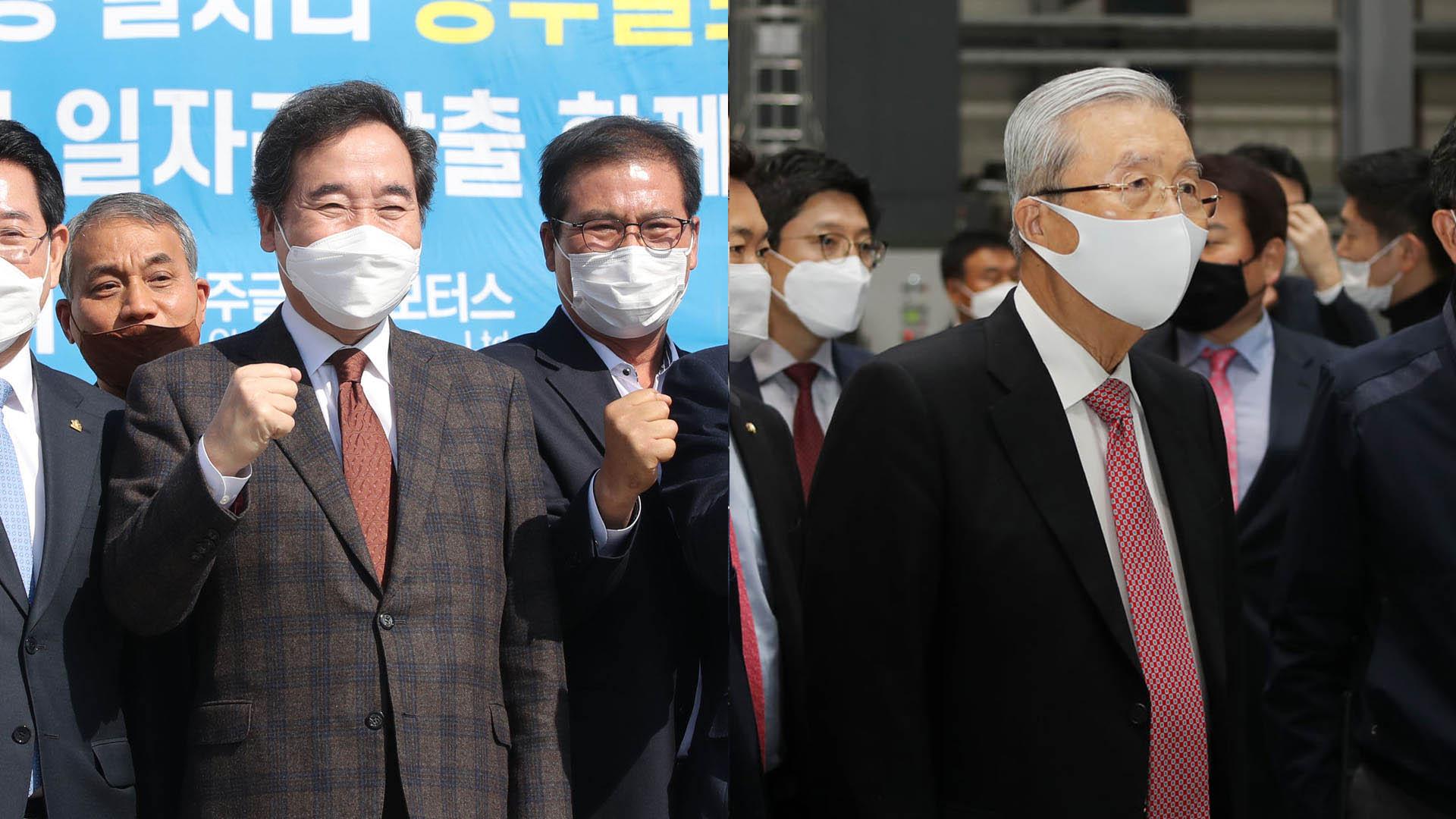 여야 '호남행' 잰걸음…표심 끌어안기 본격화?