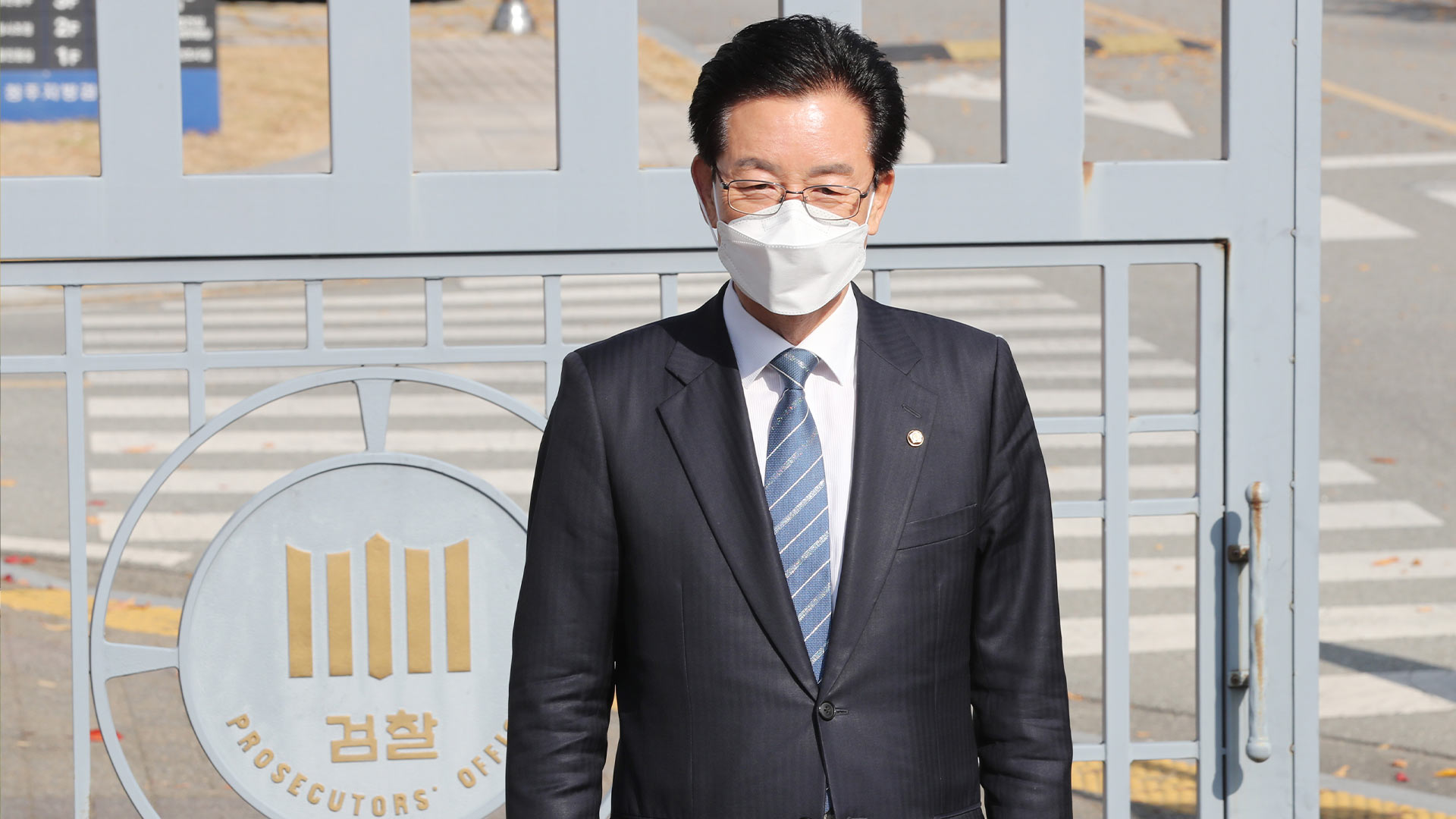 '회계부정 혐의' 정정순, 21대 국회 첫 구속