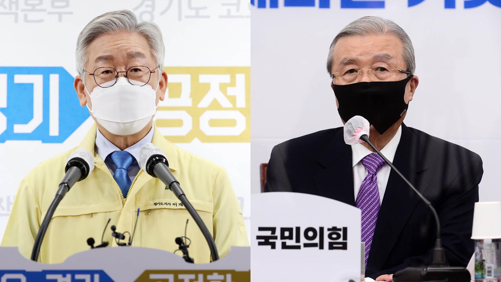 이재명·김종인 '3차 재난지원금' 띄우기…與는 신중론