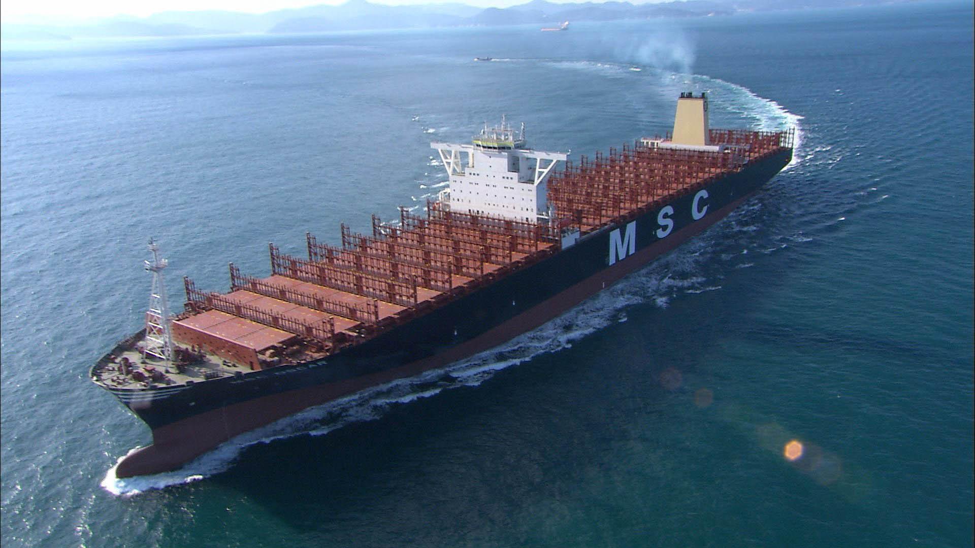선박 부족에 세계 3대 해운사 임시선 7척 투입