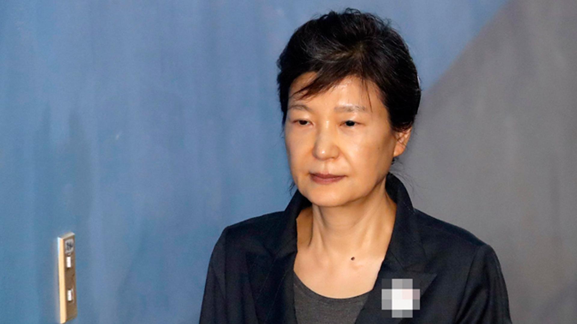 검찰, 박근혜 벌금·추징금 징수절차 착수…총 215억원