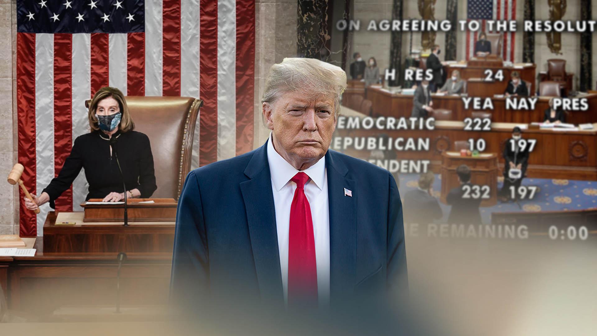 트럼프 탄핵심판 내주 본격화…시작부터 기싸움