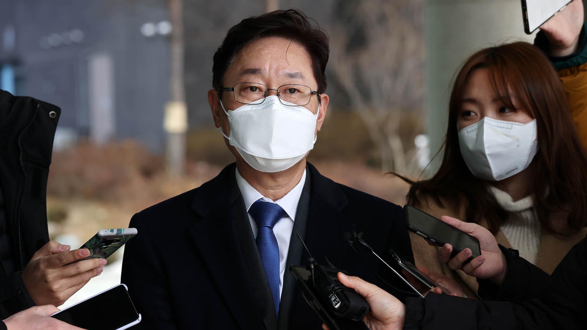 박범계, 25일 인사청문회…재산·검찰개혁 등 쟁점