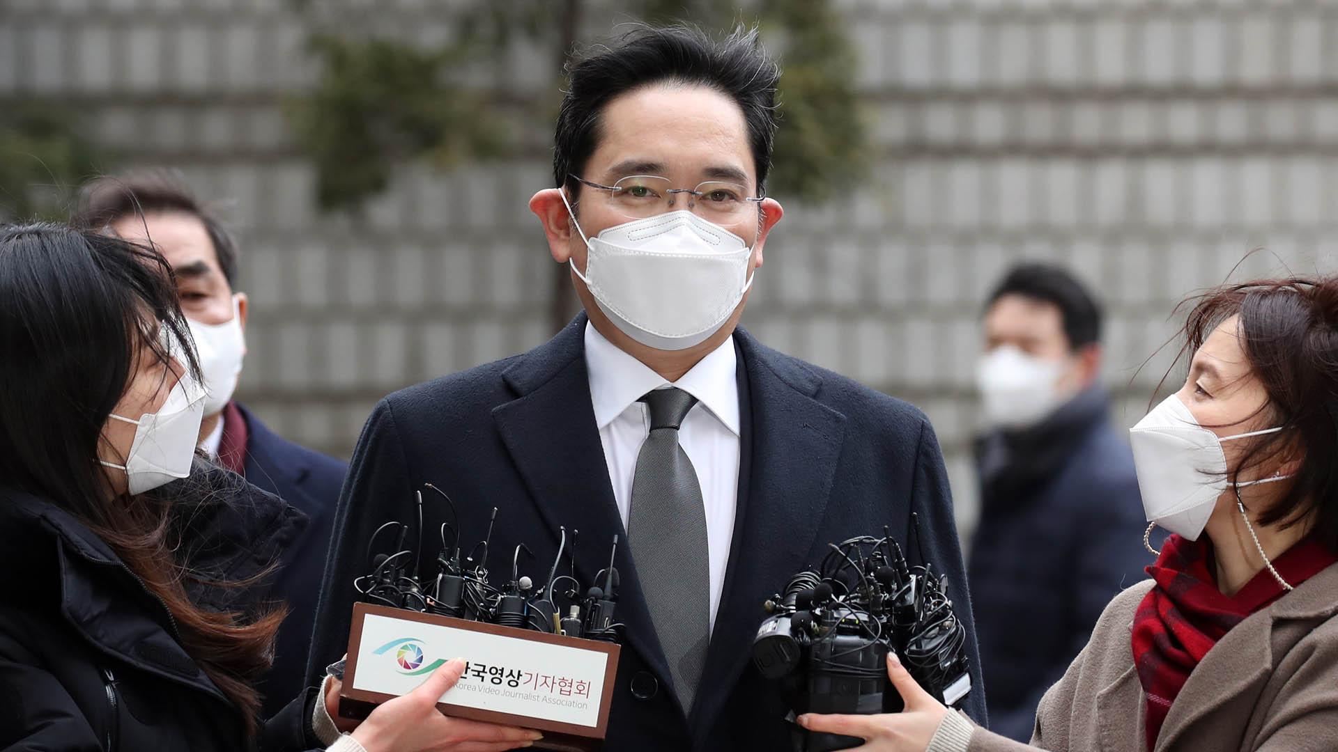 이재용 '삼성 불법합병 의혹' 재판 이번주 재개