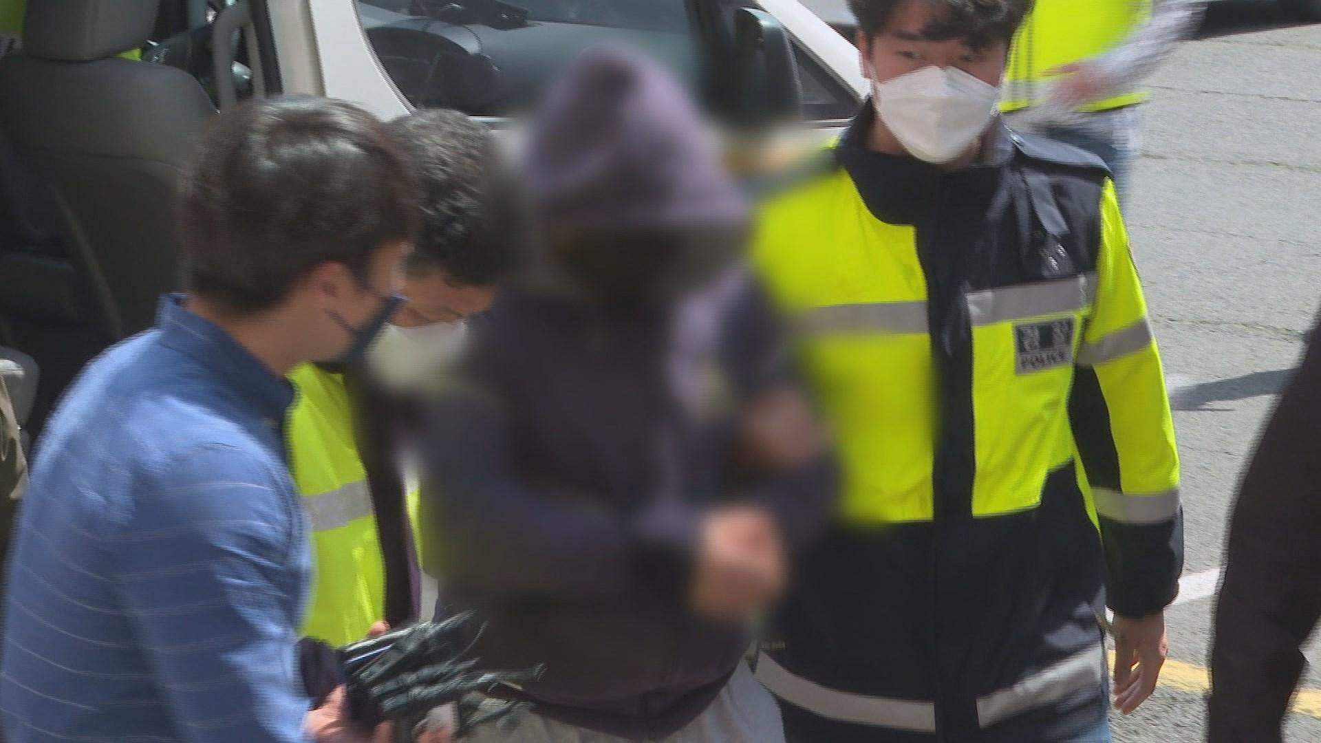 '60여명 사상' 제주 4중 추돌 화물차 기사 구속