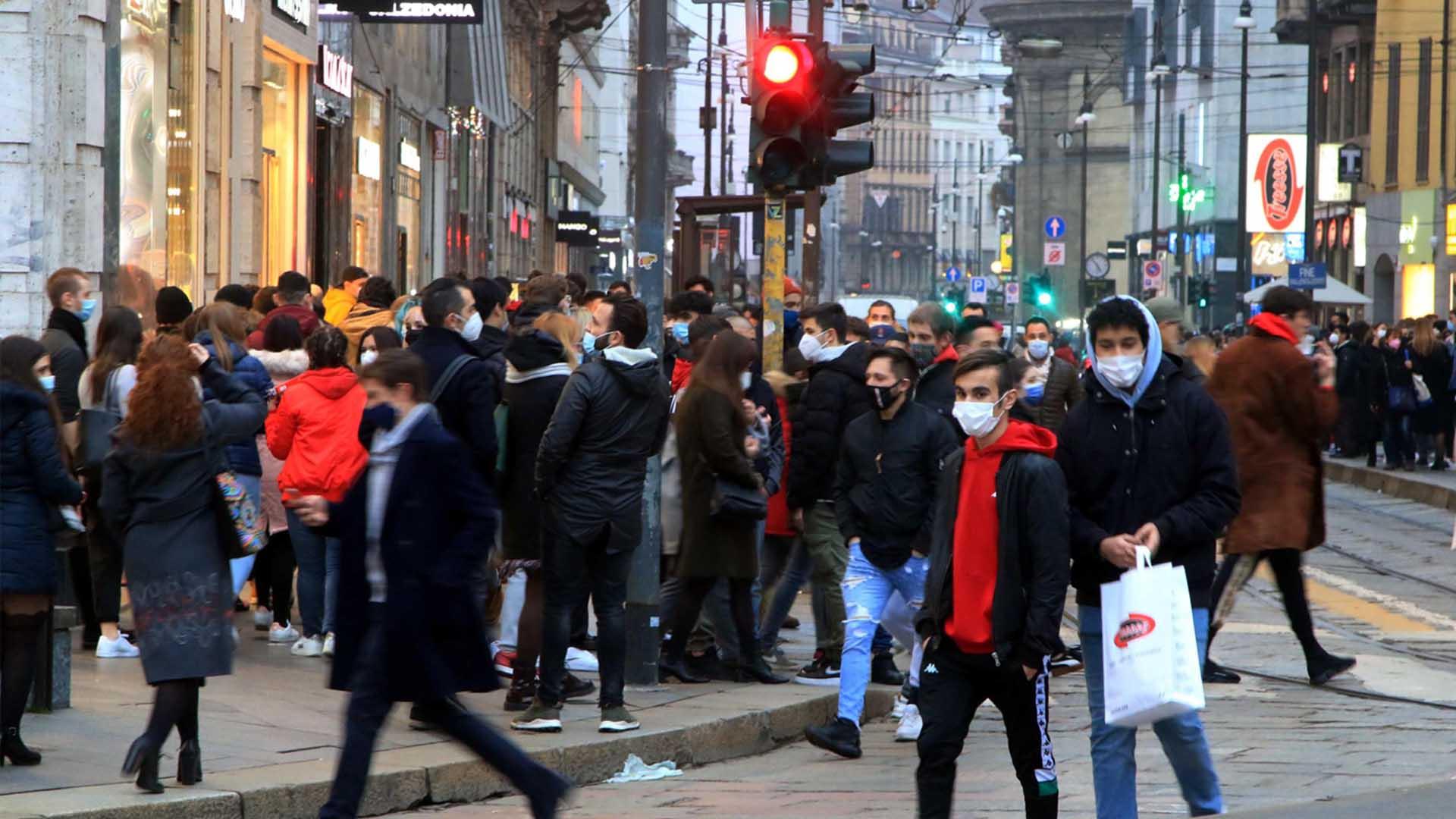 세계적 재확산 속 영국 이어 이탈리아도 봉쇄 완화