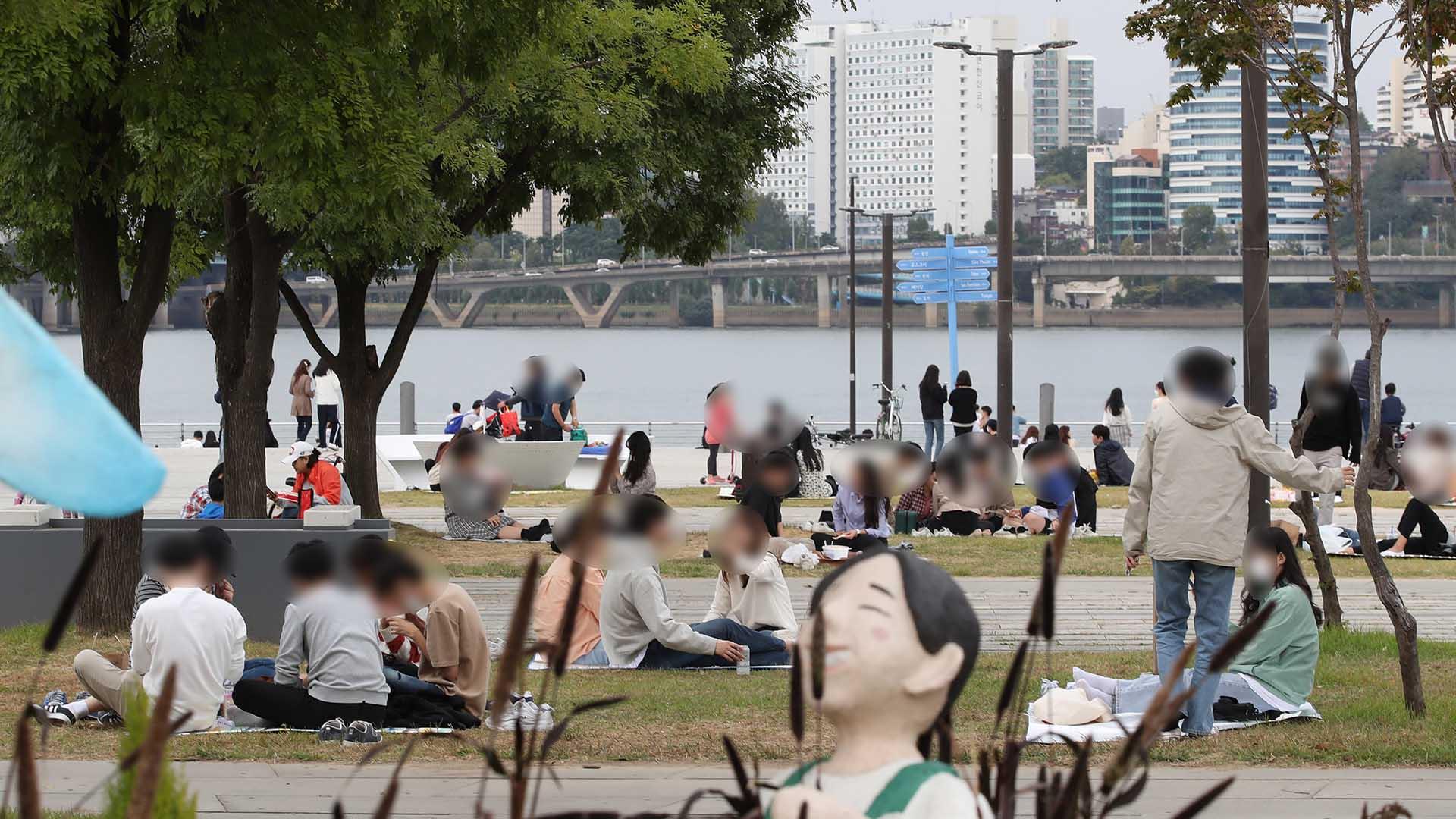 """""""한강공원 내 음주금지 검토""""…시민 반응은?"""
