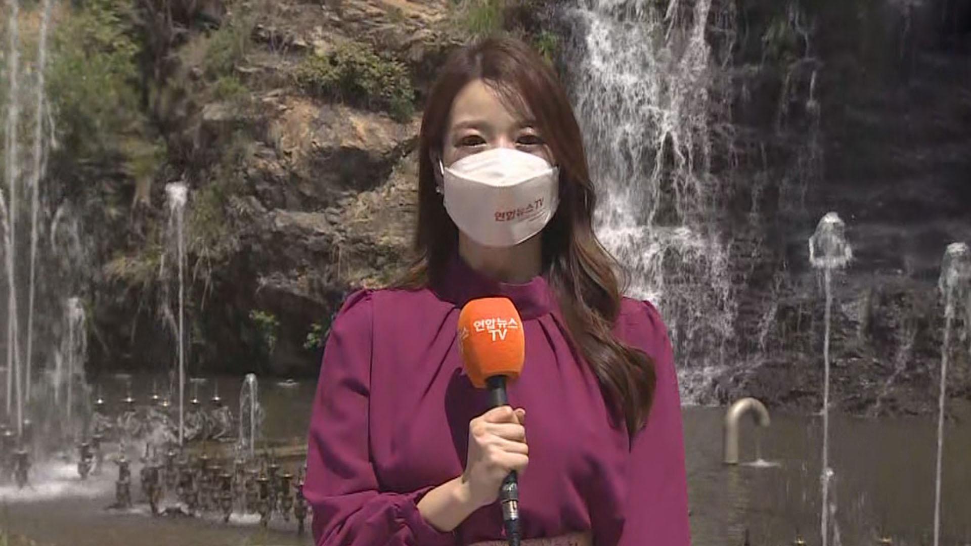 [날씨] 강원 원주 32.8도 초여름 더위…내일 더 더워