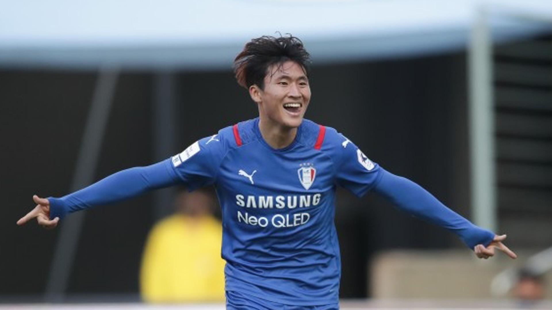 [프로축구] 잘 나가는 수원의 히트작 '매탄소년단' 정상빈