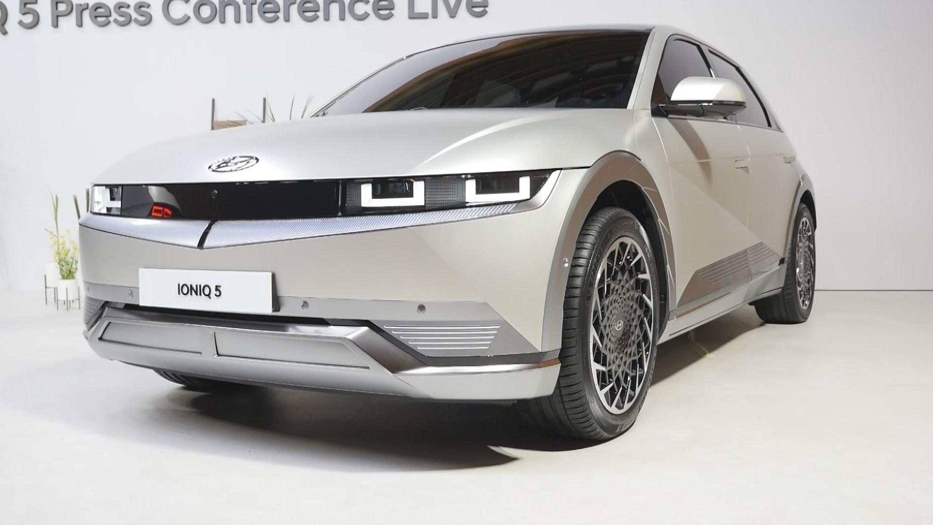현대차, 내년 美서 전기차 생산…5년간 8조원 투자