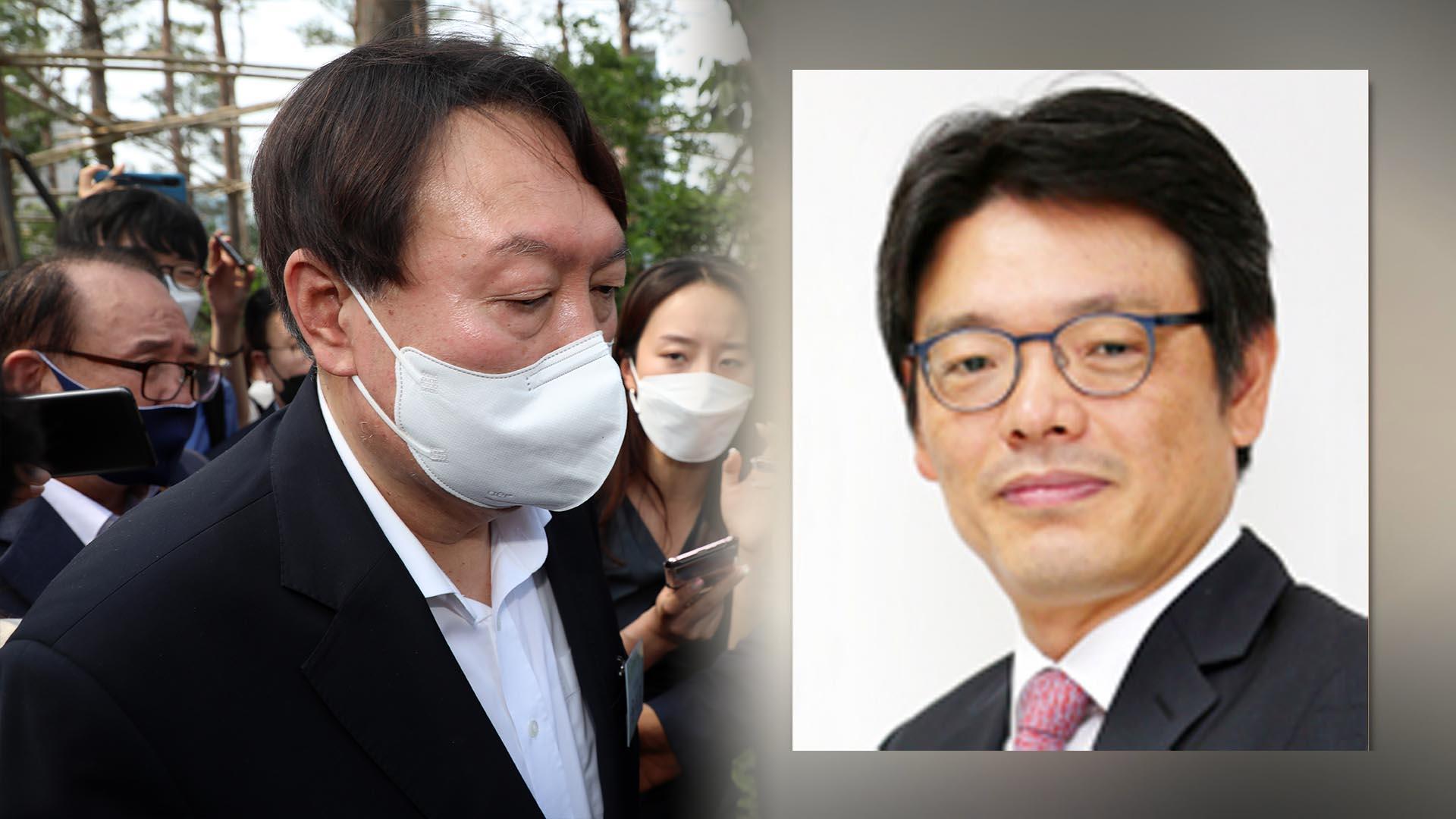 'X파일' 돌출 속 대변인 사퇴…윤석열 잇단 악재