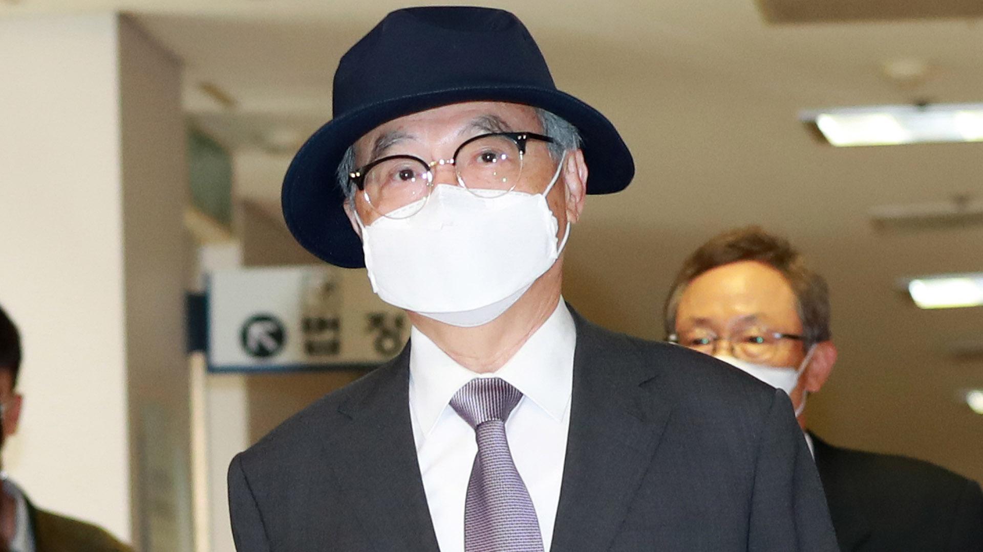 [속보] '부하직원 강제추행' 오거돈 징역 7년 구형