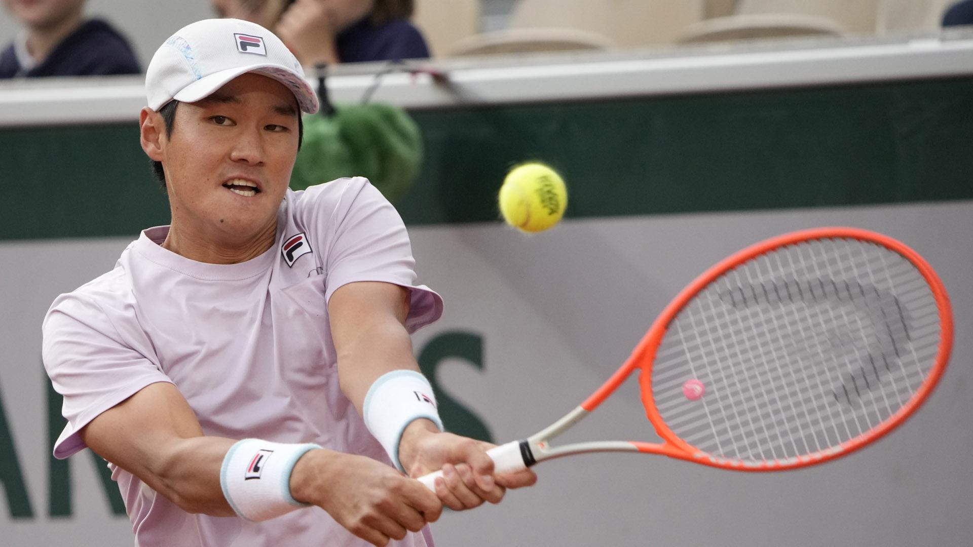 권순우, 한국 선수로 13년 만에 올림픽 테니스 경기 출전