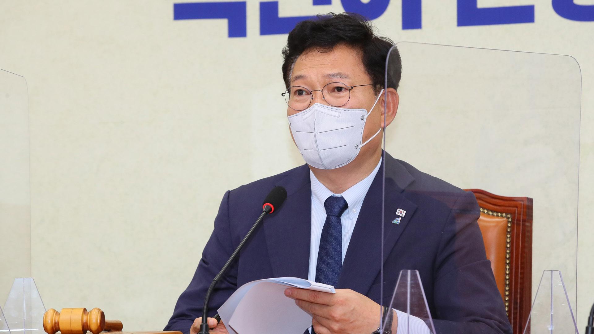 與 '경선 연기' 2라운드 전운…선관위는 출범