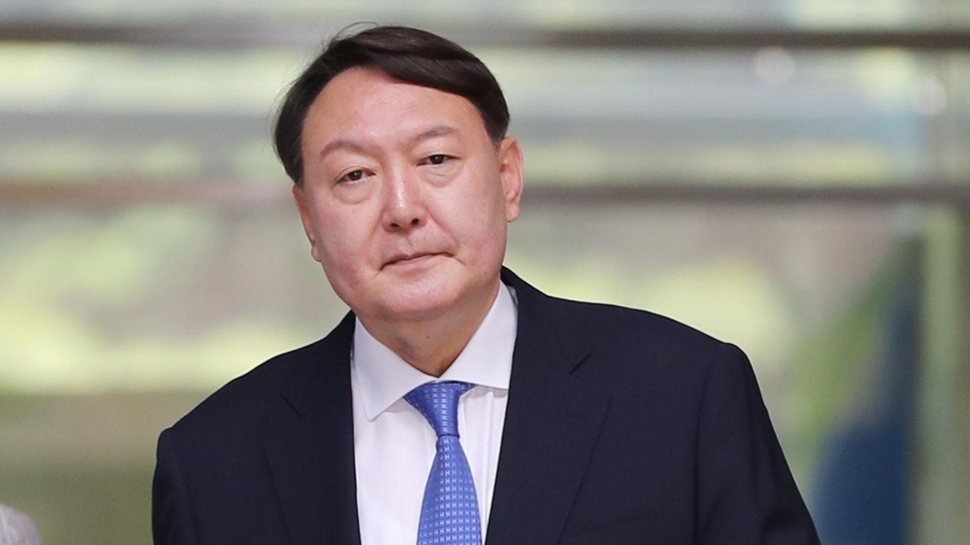 [속보] 윤석열, 이달 29일 대선출마 선언