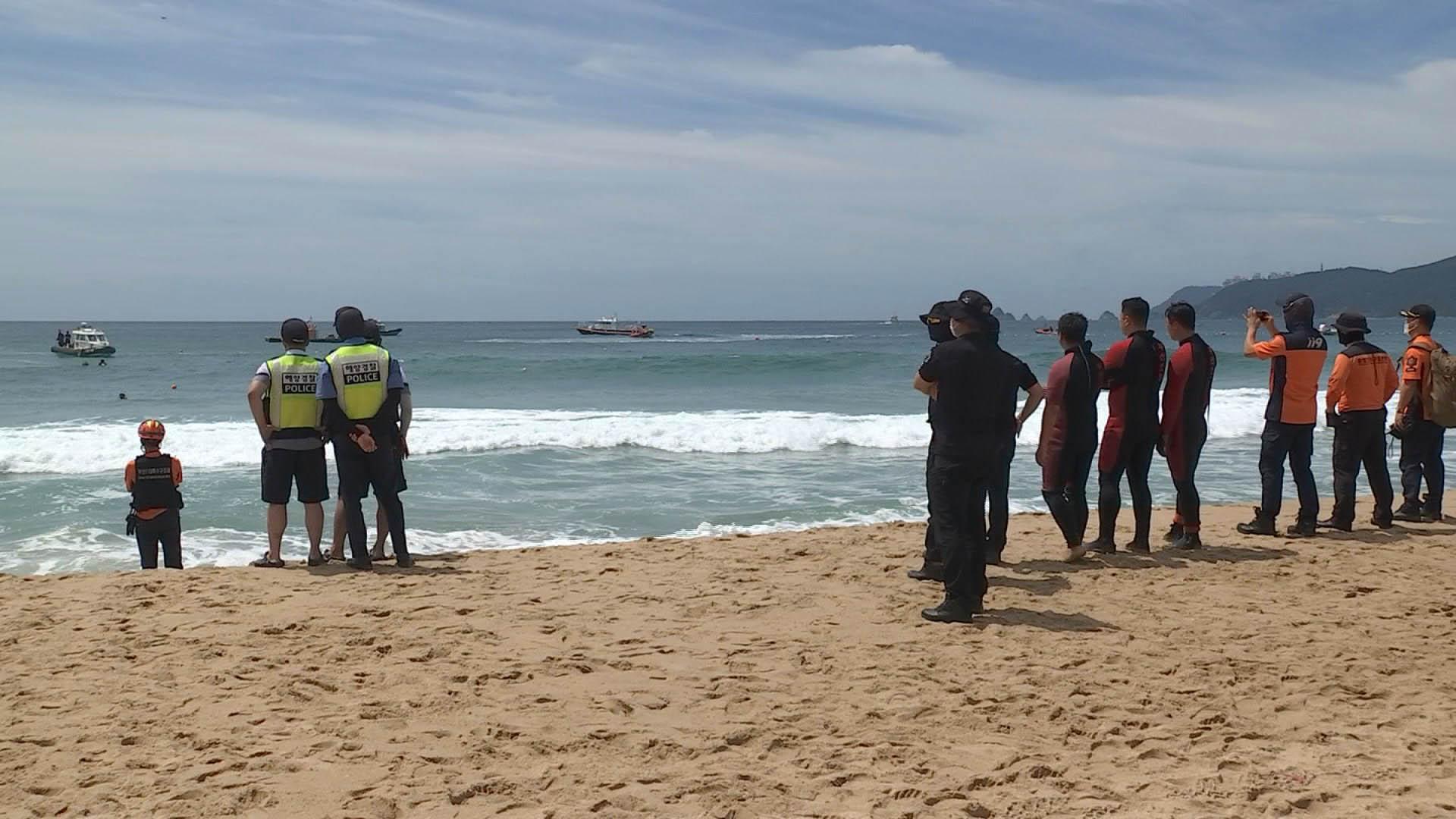부산 해운대해수욕장 실종 중학생 이틀 만에 숨진 채 발견
